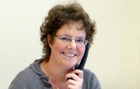 Agnetha Schenke, Büroleitung